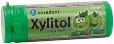 Xylitol Chewing Gum for Kids Apple (Hager & Werken)