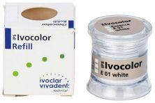 IPS Ivocolor Essence E01 white (Ivoclar Vivadent)