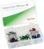 Composi-Tight® 3D Fusion™ Full Curve Matrizen Kit Großpackung (Garrison Dental Solutions)