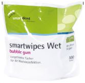 smartwipes Wet Bubble Gum (smartdent)