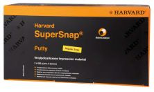 Harvard SuperSnap® Putty Schwarz Regular Snap (Harvard Dental)