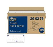 Tork® Advanced Handtuch 25 x 49,6cm weiß (Essity)