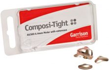 Composi-Tight Gold Matrizen groß-zervikal 6,4mm (Garrison Dental Solution)