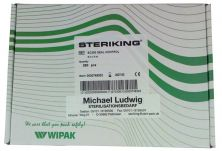 Steriking Seal Control-Check  (Wipak)