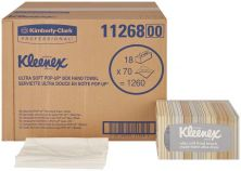 Kleenex ultra soft Pop-Up  (Kimberly-Clark)